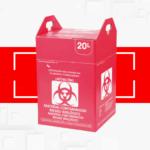 Recipiente-punzocortante-cartón-20-litros